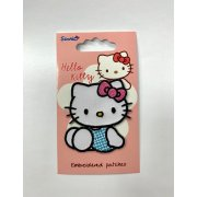 Hello Kitty nažehľovačka 5,5cm