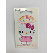 Hello Kitty nažehľovačka 6cm