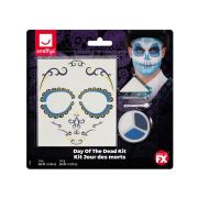 Sada na Day of the Dead make-up