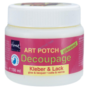 Art Potch decoupage 150ml/lepidloa lak